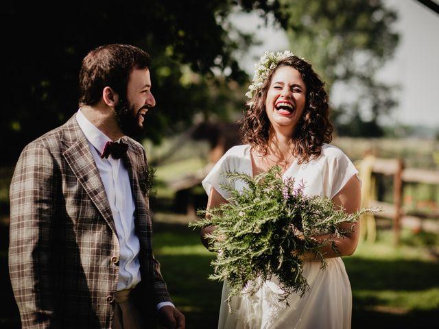 Il matrimonio di Nicola e Giulia a Casale Monferrato, Alessandria 1