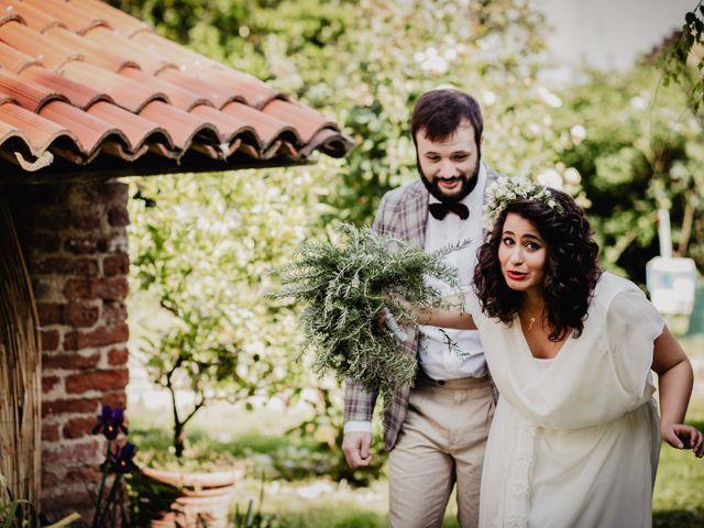 Il matrimonio di Nicola e Giulia a Casale Monferrato, Alessandria 11
