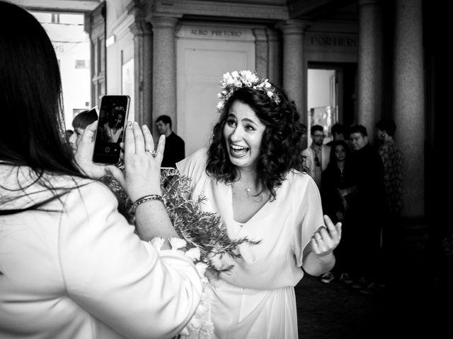Il matrimonio di Nicola e Giulia a Casale Monferrato, Alessandria 21