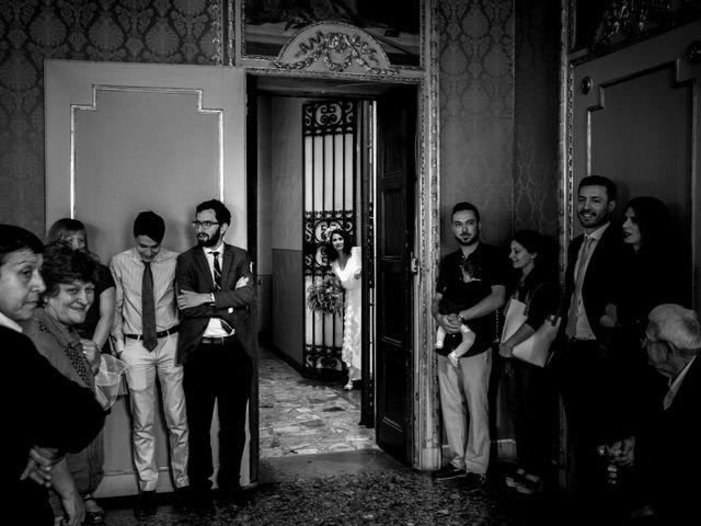Il matrimonio di Nicola e Giulia a Casale Monferrato, Alessandria 22