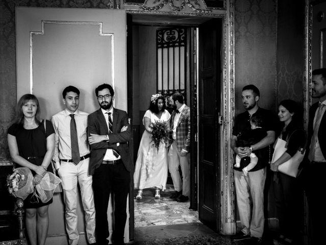 Il matrimonio di Nicola e Giulia a Casale Monferrato, Alessandria 23