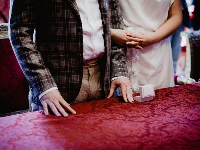 Il matrimonio di Nicola e Giulia a Casale Monferrato, Alessandria 27