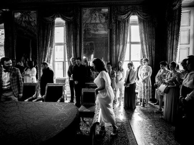 Il matrimonio di Nicola e Giulia a Casale Monferrato, Alessandria 28