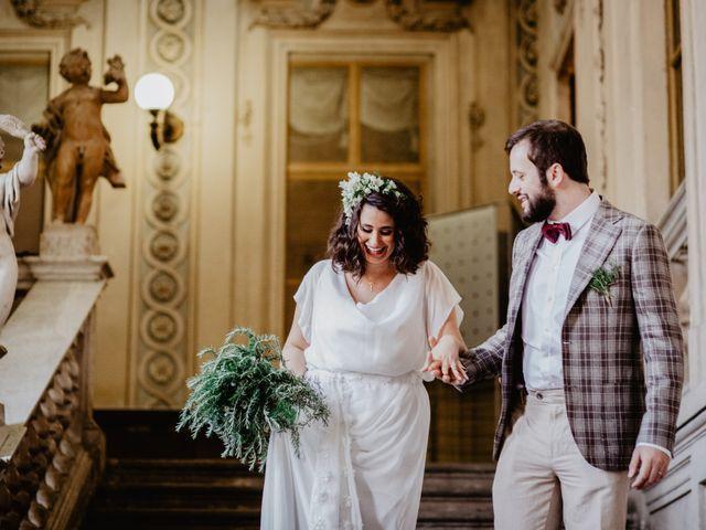 Il matrimonio di Nicola e Giulia a Casale Monferrato, Alessandria 32
