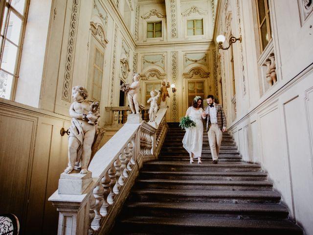 Il matrimonio di Nicola e Giulia a Casale Monferrato, Alessandria 33