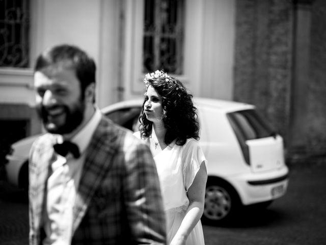 Il matrimonio di Nicola e Giulia a Casale Monferrato, Alessandria 41