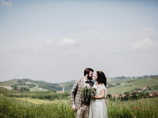 Il matrimonio di Nicola e Giulia a Casale Monferrato, Alessandria 42