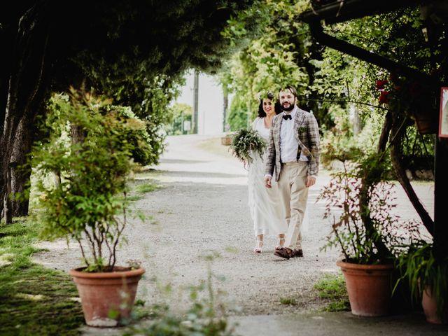 Il matrimonio di Nicola e Giulia a Casale Monferrato, Alessandria 43