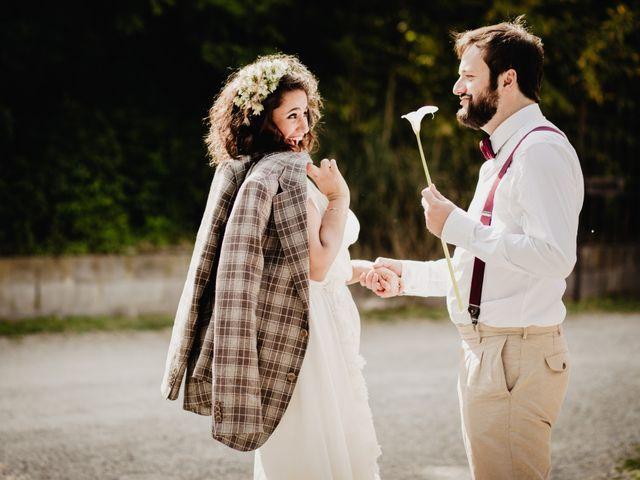 Il matrimonio di Nicola e Giulia a Casale Monferrato, Alessandria 60