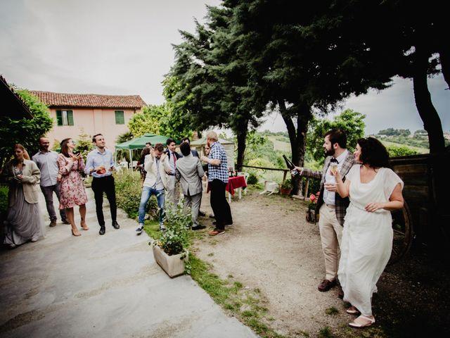 Il matrimonio di Nicola e Giulia a Casale Monferrato, Alessandria 66