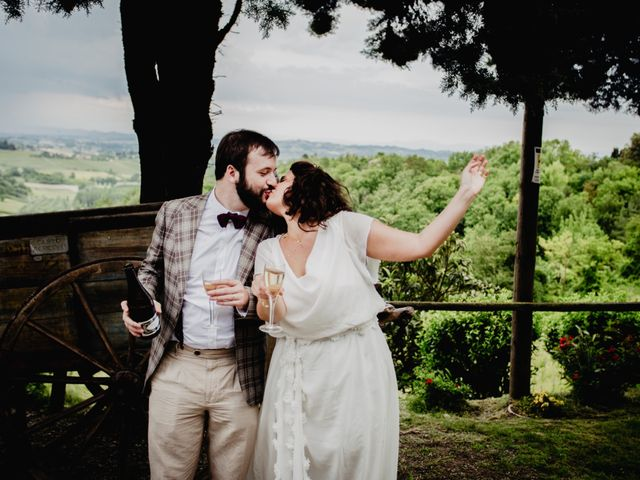 Il matrimonio di Nicola e Giulia a Casale Monferrato, Alessandria 67