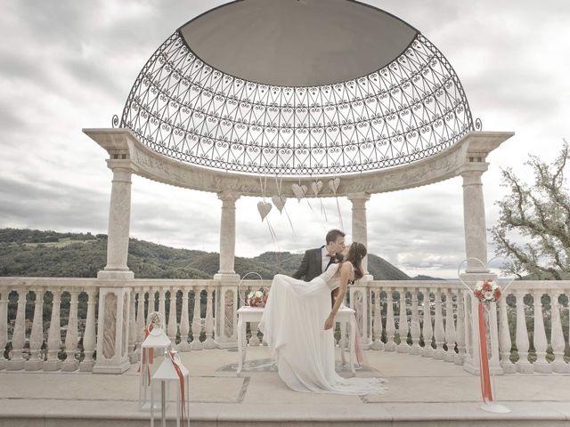 Il matrimonio di Andrea e Sara  a Trescore Balneario, Bergamo 11