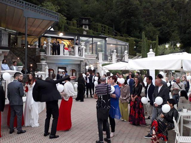 Il matrimonio di Andrea e Sara  a Trescore Balneario, Bergamo 18