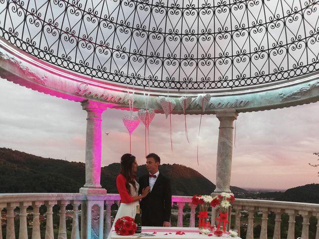 Il matrimonio di Andrea e Sara  a Trescore Balneario, Bergamo 23