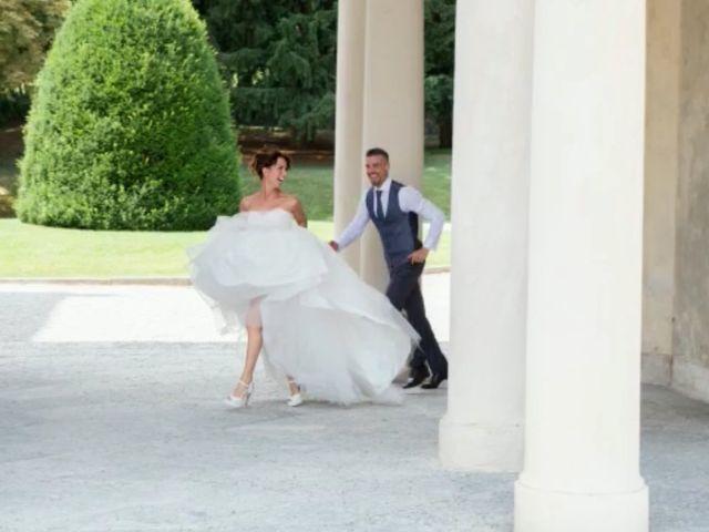 Il matrimonio di Jacopo e Paola a Besozzo, Varese 2