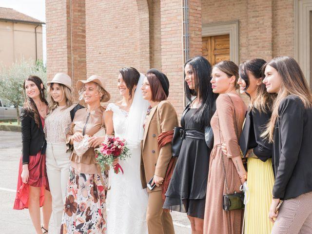 Il matrimonio di Davide e Alessia a Alfonsine, Ravenna 42