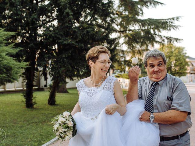 Il matrimonio di Luigi e Elena a Montegrotto Terme, Padova 6