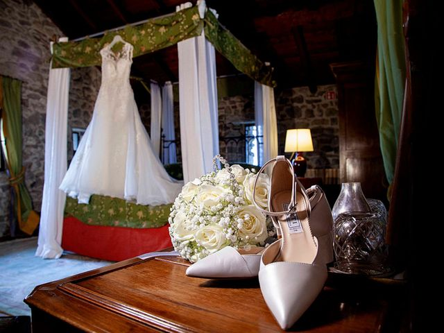 Il matrimonio di Michael e Veronica a Calolziocorte, Lecco 2