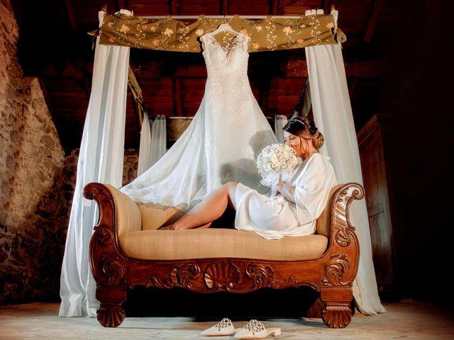 Il matrimonio di Michael e Veronica a Calolziocorte, Lecco 9