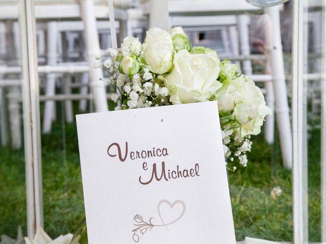 Il matrimonio di Michael e Veronica a Calolziocorte, Lecco 17
