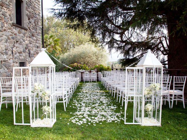 Il matrimonio di Michael e Veronica a Calolziocorte, Lecco 19