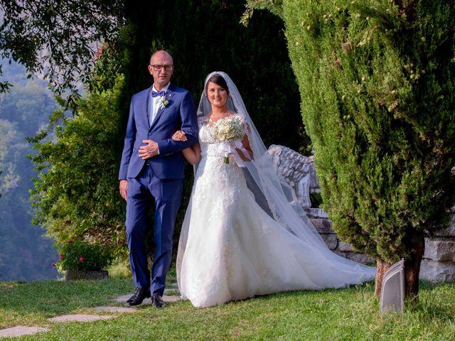Il matrimonio di Michael e Veronica a Calolziocorte, Lecco 25