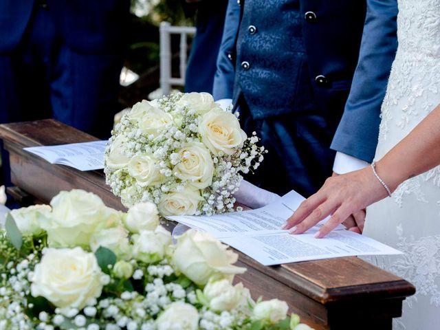 Il matrimonio di Michael e Veronica a Calolziocorte, Lecco 30