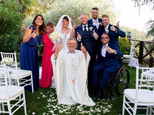 Il matrimonio di Michael e Veronica a Calolziocorte, Lecco 48