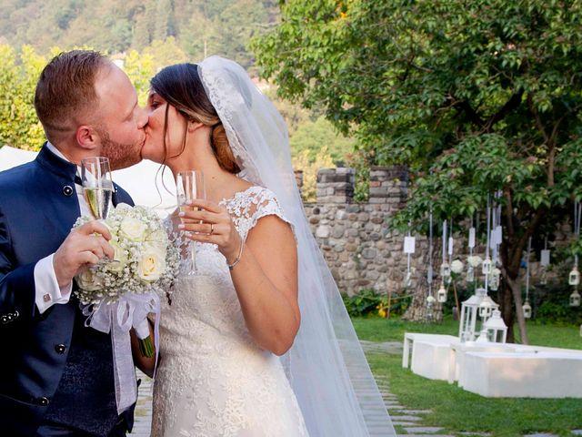Il matrimonio di Michael e Veronica a Calolziocorte, Lecco 50