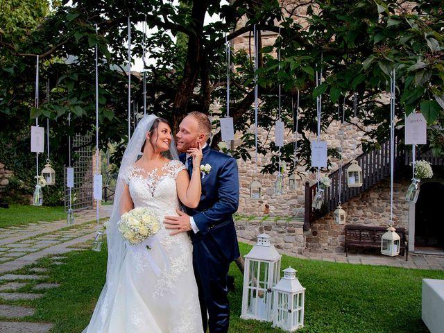 Il matrimonio di Michael e Veronica a Calolziocorte, Lecco 51