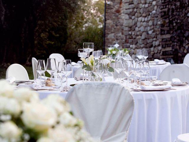 Il matrimonio di Michael e Veronica a Calolziocorte, Lecco 52
