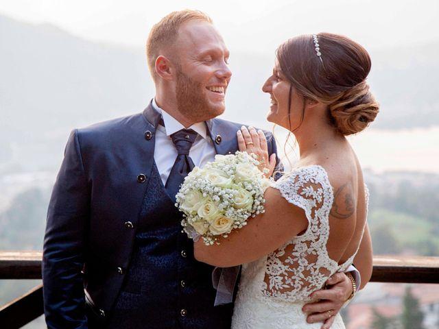 Il matrimonio di Michael e Veronica a Calolziocorte, Lecco 57