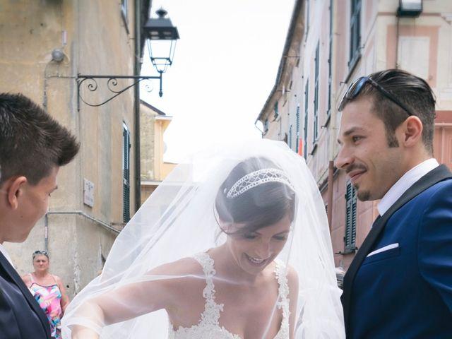 Il matrimonio di Cristiano e Federica a Savona, Savona 42