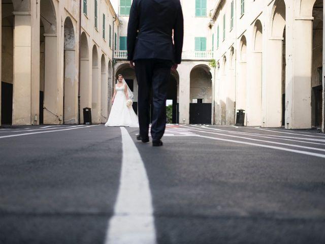 Il matrimonio di Cristiano e Federica a Savona, Savona 71
