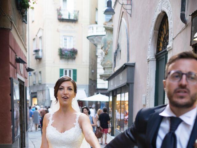 Il matrimonio di Cristiano e Federica a Savona, Savona 72