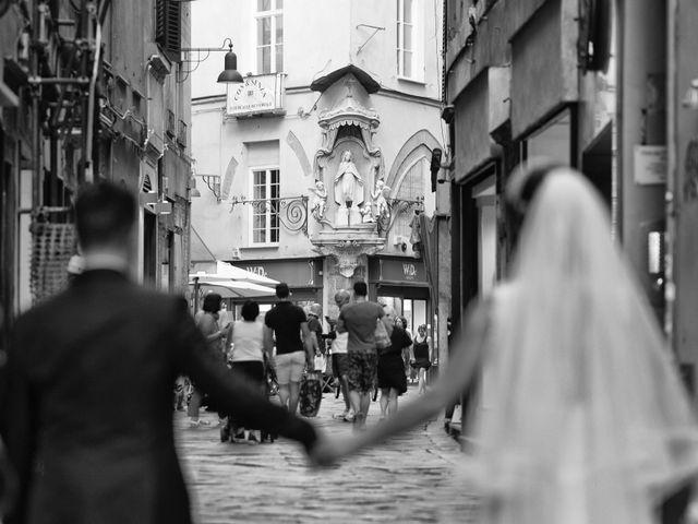 Il matrimonio di Cristiano e Federica a Savona, Savona 75