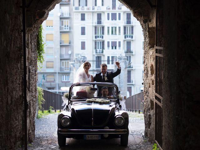 Il matrimonio di Cristiano e Federica a Savona, Savona 77