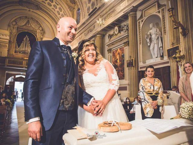 Il matrimonio di Annibale e Alice a Comunanza, Ascoli Piceno 2