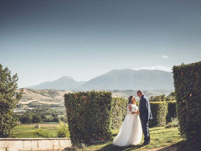 Il matrimonio di Annibale e Alice a Comunanza, Ascoli Piceno 5