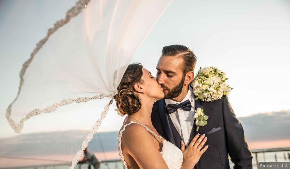 Il matrimonio di Romolo e Veronica a Roma, Roma