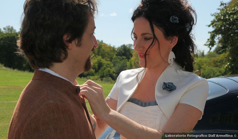 Il matrimonio di Pau e Elena a Montecchio Precalcino, Vicenza