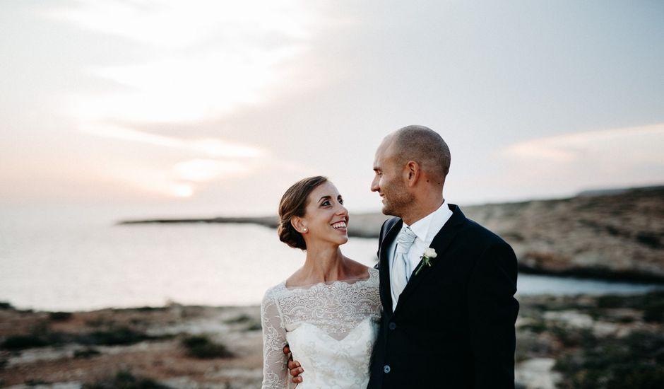 Il matrimonio di Mirko e Genny a Lampedusa e Linosa, Agrigento