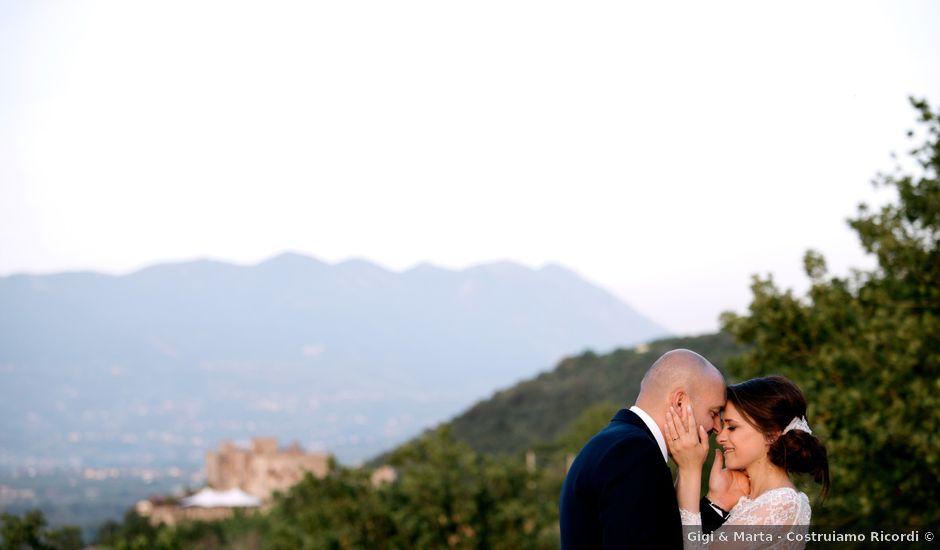 Il matrimonio di Giuseppe e Giovanna a Limatola, Benevento