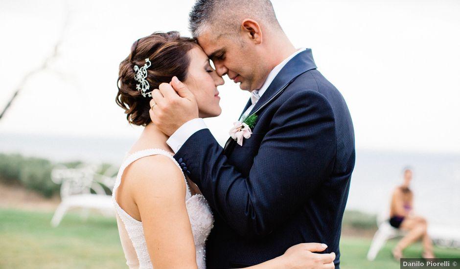Il matrimonio di Nicola e Stefania a Vasto, Chieti