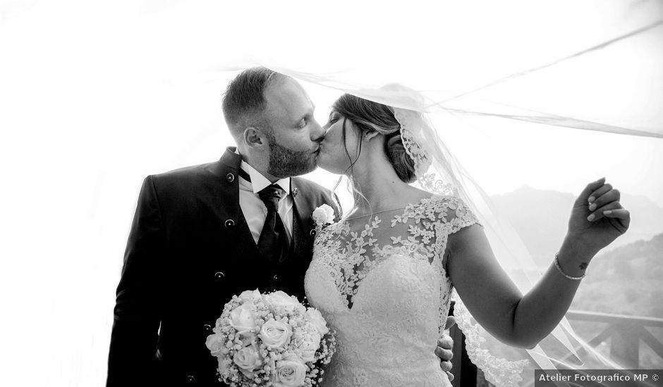 Il matrimonio di Michael e Veronica a Calolziocorte, Lecco