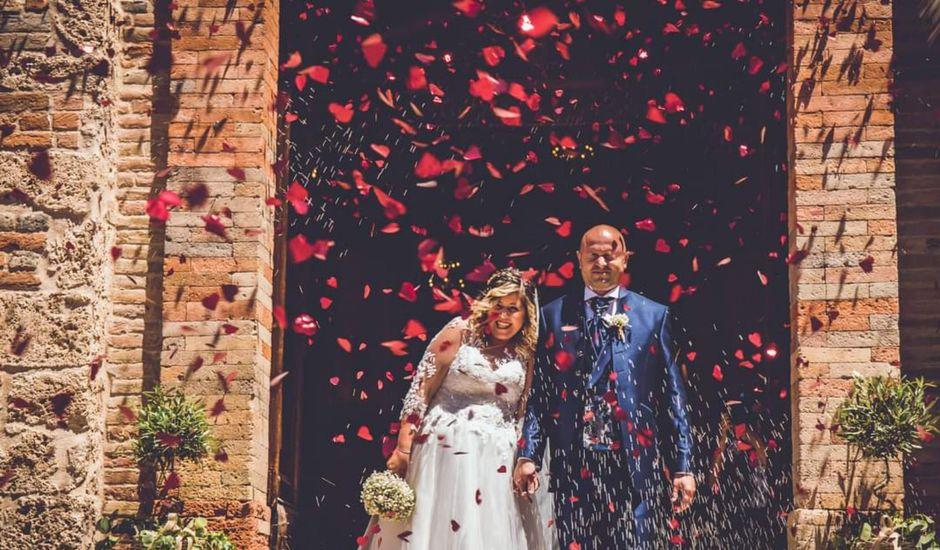 Il matrimonio di Annibale e Alice a Comunanza, Ascoli Piceno
