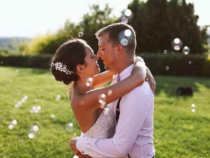 le nozze di Penelope e Jaff
