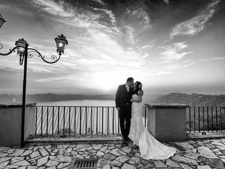 le nozze di Tiziana e Nicola