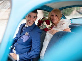 Le nozze di Mirko e Giulia