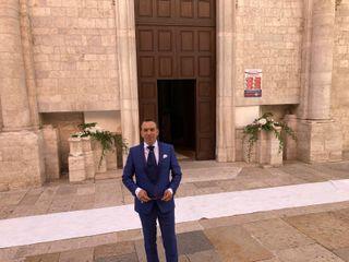 Le nozze di Francesca e Corrado 1